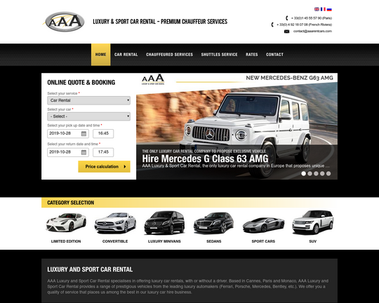 AAA Luxury Cars