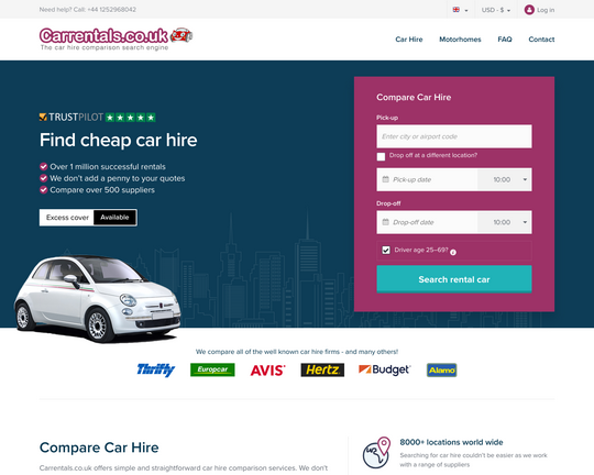 Car Hire Direct