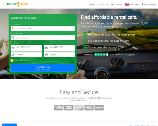 CarRental8.com